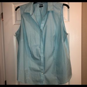 Talbots sleeveless shirt, size 20W
